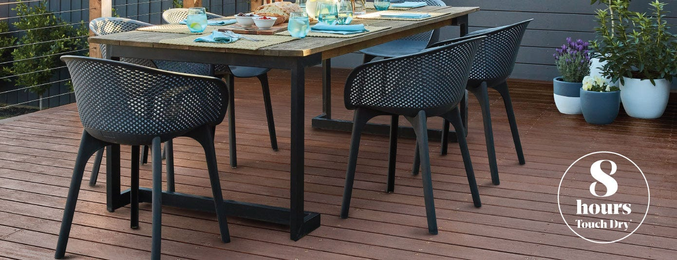 How to protect your deck with Accent
