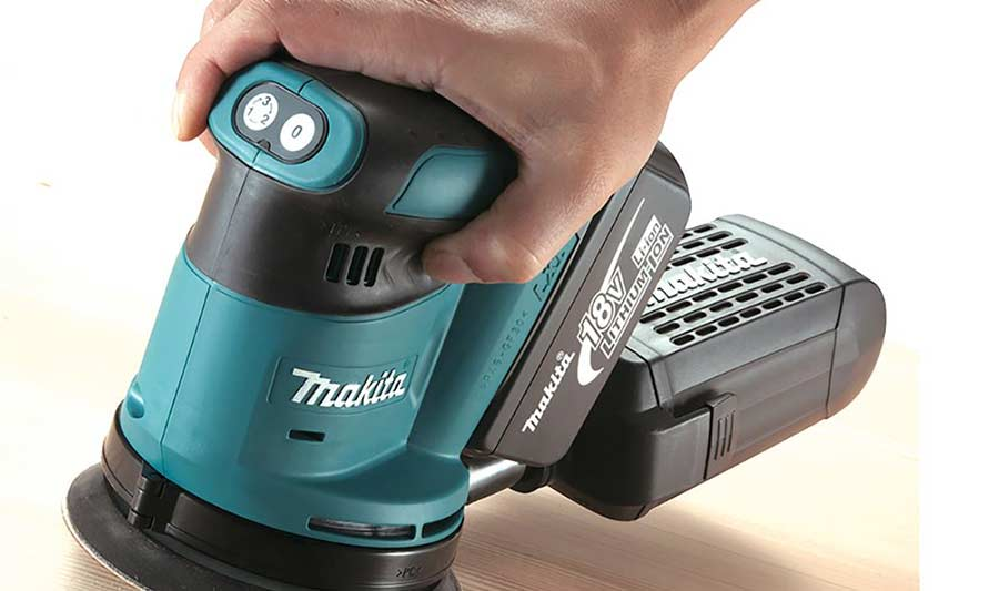 How to Pick the Right Makita Sander