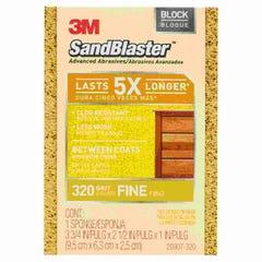 Sandblaster Sanding Block 320 Grit