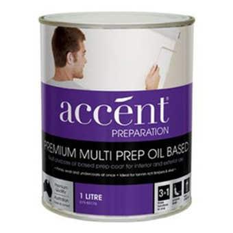 Accent® Multi Prep Oil Based 1L
