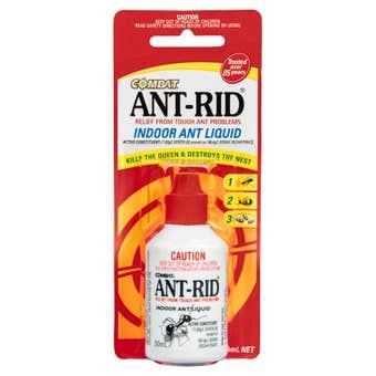 Combat Ant-Rid Indoor Ant Liquid 50ml