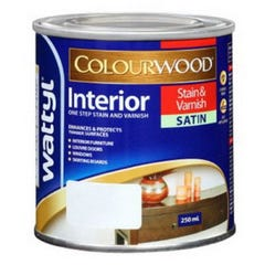 Stain Int C/Wood Sat Wal 500M