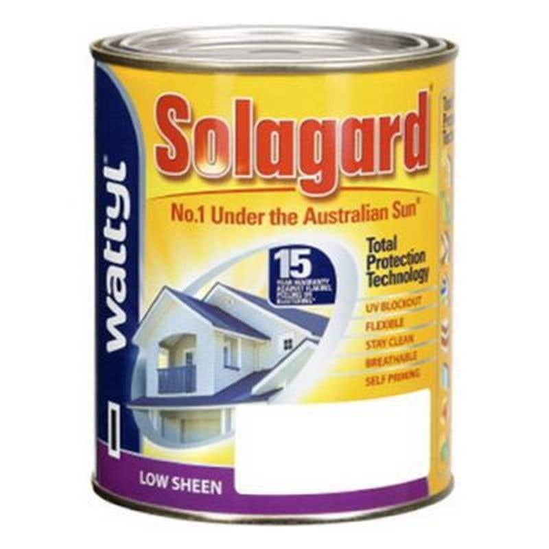 Solagard Low Sheen White 1L