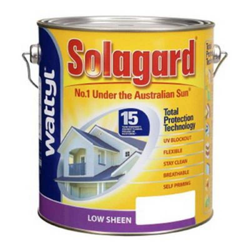 Solagard Low Sheen Light Base 4L