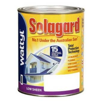Solagard Low Sheen Mid 1L