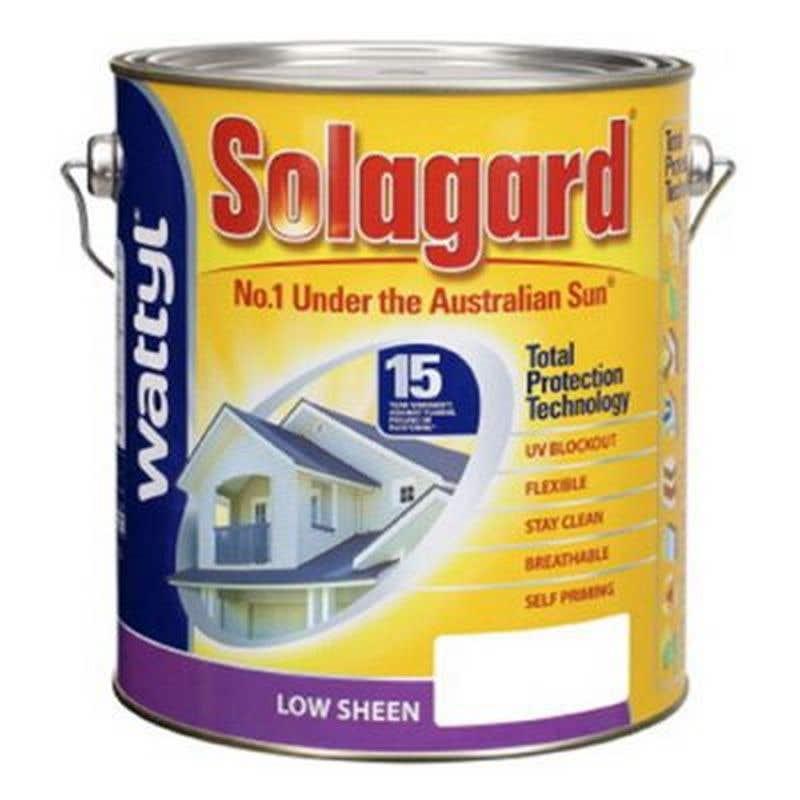 Solagard Low Sheen Stb 4L