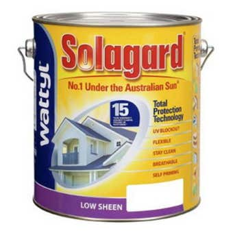 Solagard Low Sheen Green Base 4L