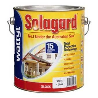 Solagard Gloss Mission Brown 4L