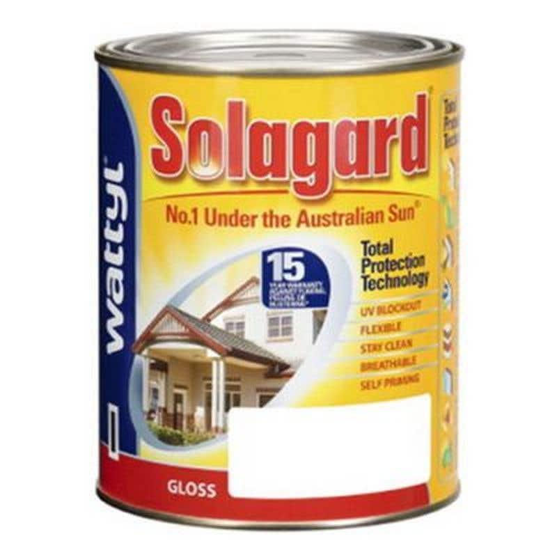 Solagard Gloss Black Base 1L