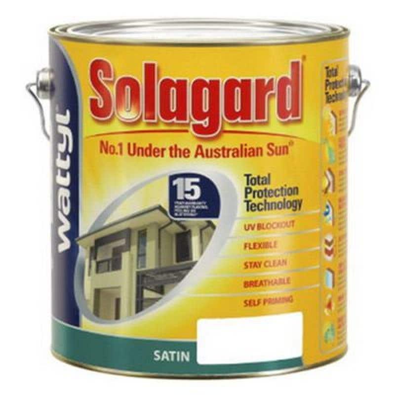 Solagard Satin Stb 4L