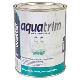 Aquatrim Satin Strong Tint Base 1L