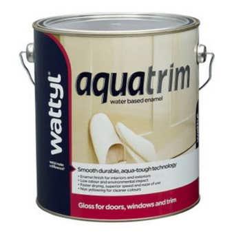 Aquatrim Gloss Light Tint Base 4L