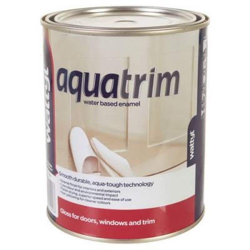 Aquatrim Gloss Strong Tint Base 1L