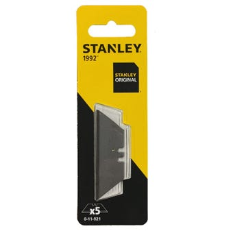 Stanley Utility Knife Blades 5 Pack