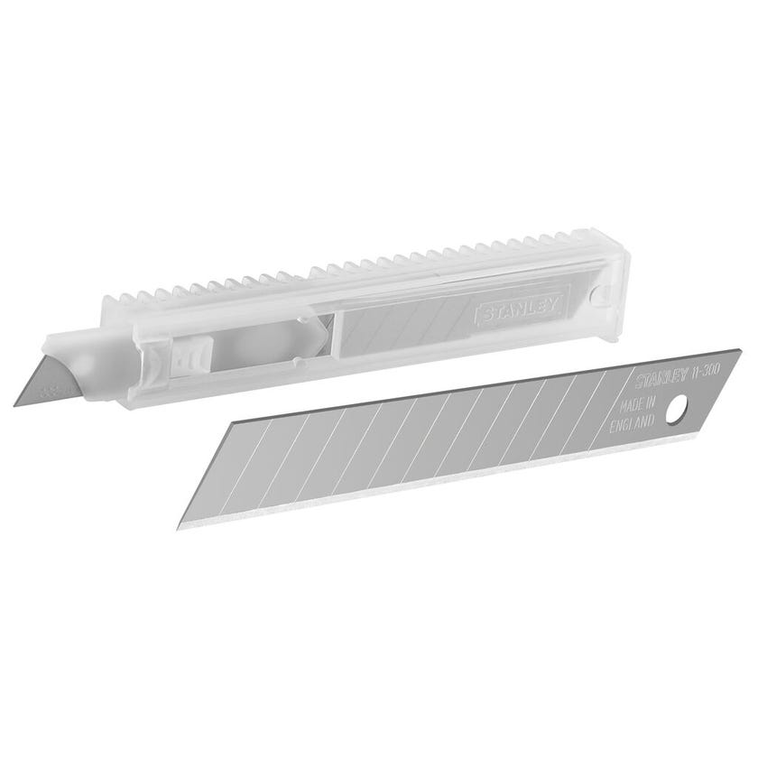 Stanley Snap Knife Blade 9mm - 10 Pack