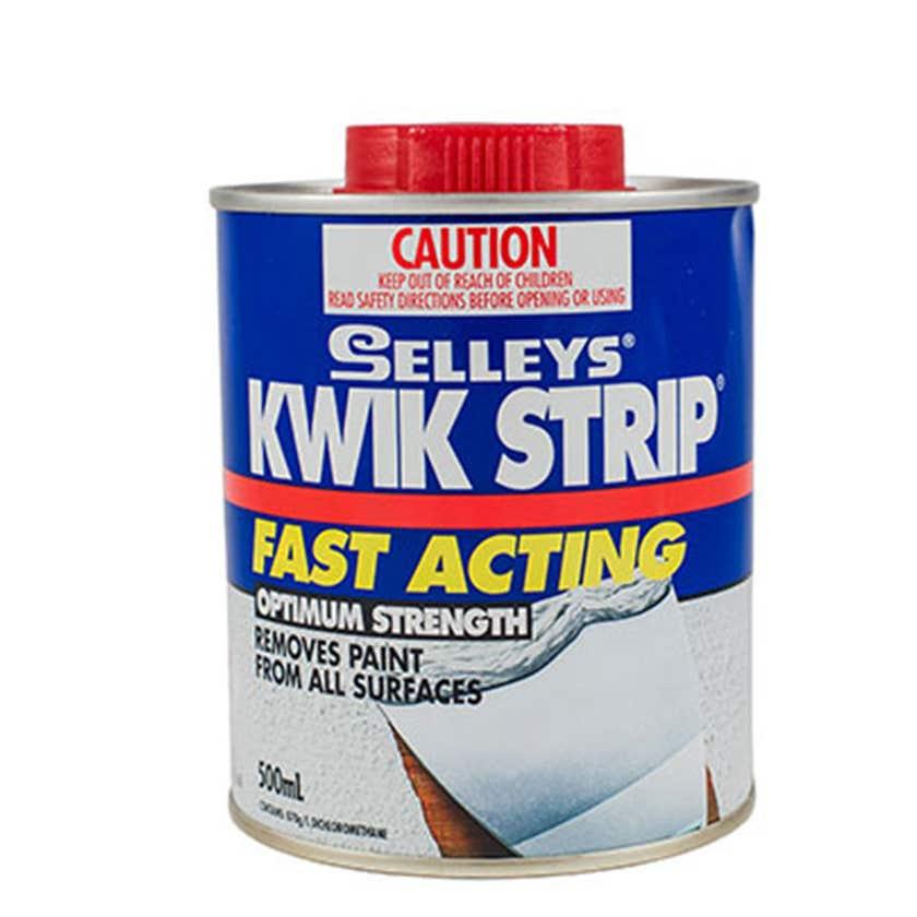 Selleys Kwik Strip Paint Remover 500ml