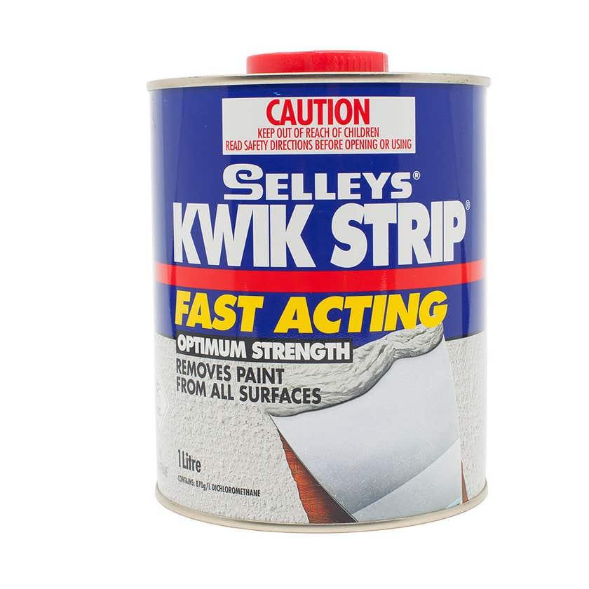 Selleys Kwik Strip Paint Remover 1lt
