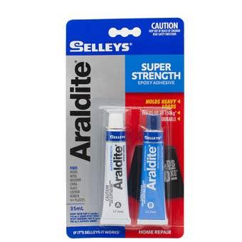 Selleys Araldite Super Strength Epoxy Adhesive 35ml