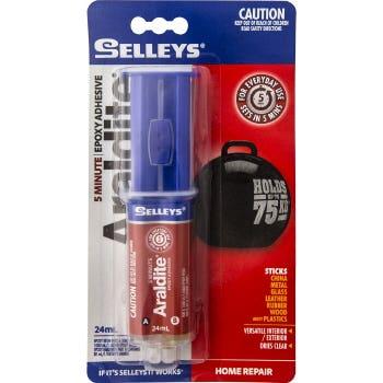 Epoxy Adhesive Glue - 24ml Syringe