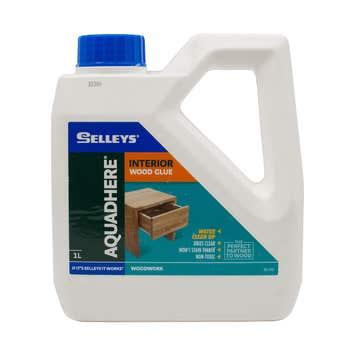 Selleys Aquadhere Interior Adhesive PVA 1L