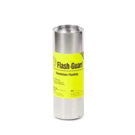 Flashguard Raw Aluminium Flashing 150mm x 10m x 0.3mm