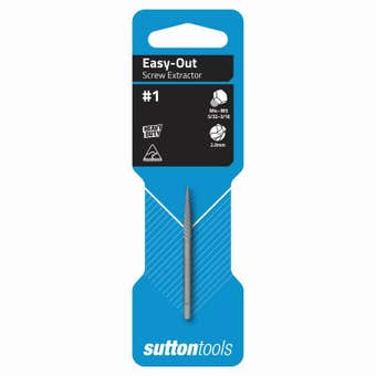 Sutton Tools Easy Out Screw Extractor
