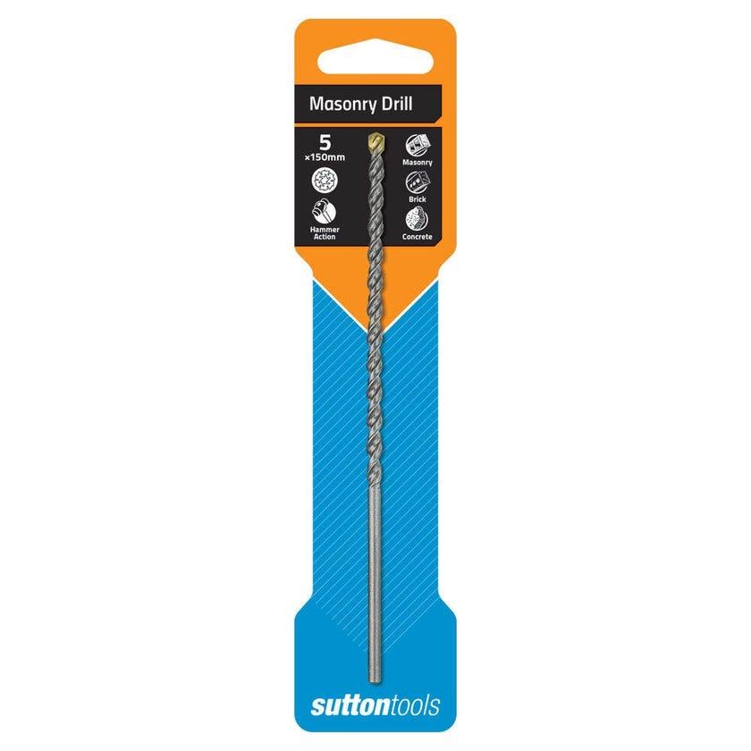 Sutton Tools Masonry Drill Bit Single Brick
