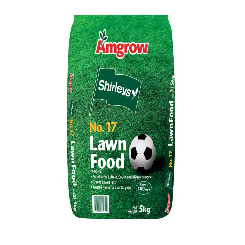 Amgrow Shirleys No.17 Lawn Food 5kg