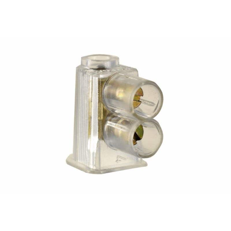 HPM 40A Two Screws Heavy Duty Connector - 10 Pack