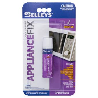 Selleys Appliances Fix Touch Up Paint 15ml