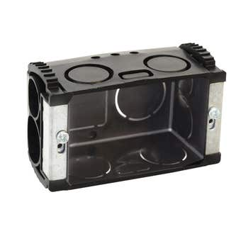 HPM Standard Wall Junction Box with Sliding Nuts
