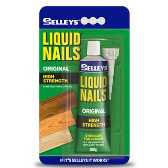 Selleys Liquid Nails Adhesive 100g