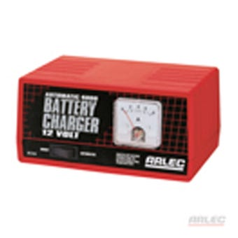 Arlec Automatic 4000 Battery Charger with Boost Switch 12V