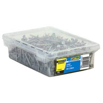 Otter Nail Clout Galvanised 40x2.80mm (2Kg)