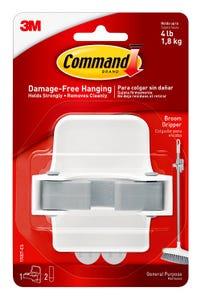 Command Broom Gripper 1 Pack 17007-ES