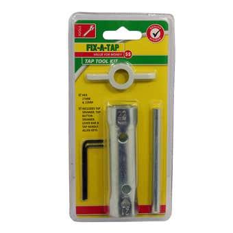 FIX-A-TAP HEX 21 & 22mm Tap Tool Kit