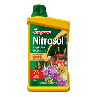 Amgrow Nitrosol Liquid Plant Food 1L