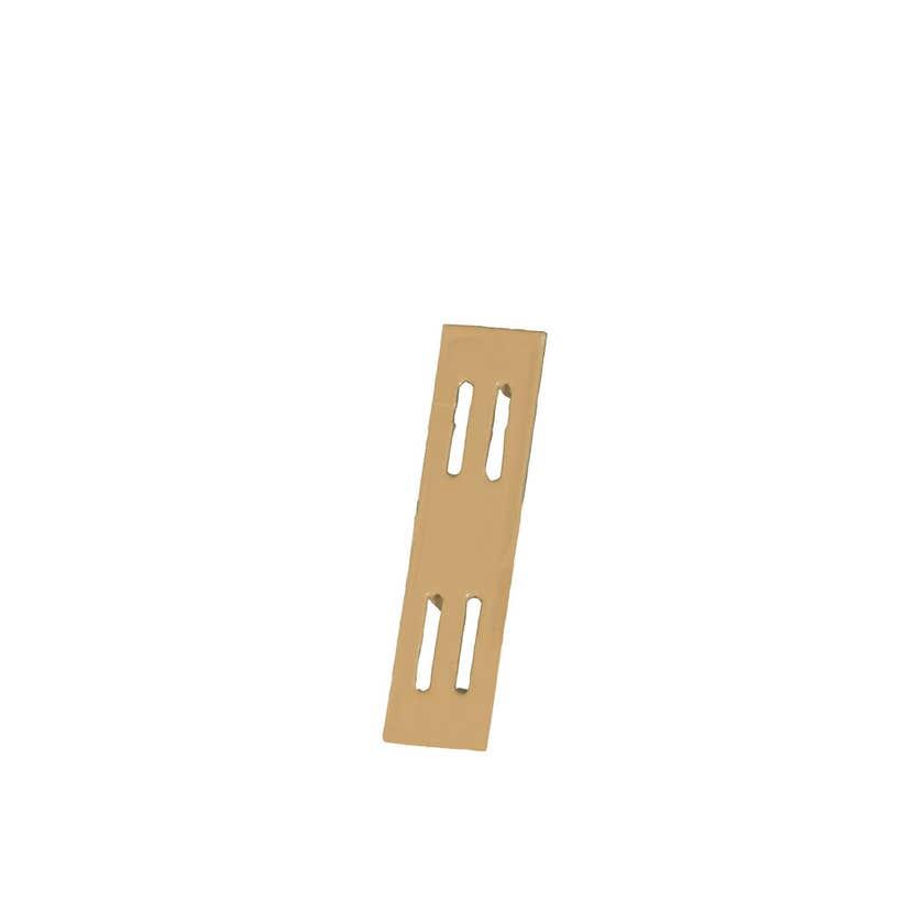 Coolaroo Shade Cloth Timber Fasteners Cream - 50 Pack