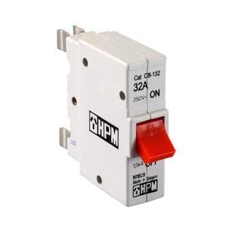 HPM Circuit Breaker Plug-in 32A