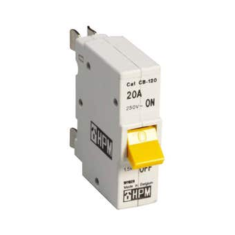 HPM Circuit Breaker Plug-in 20A