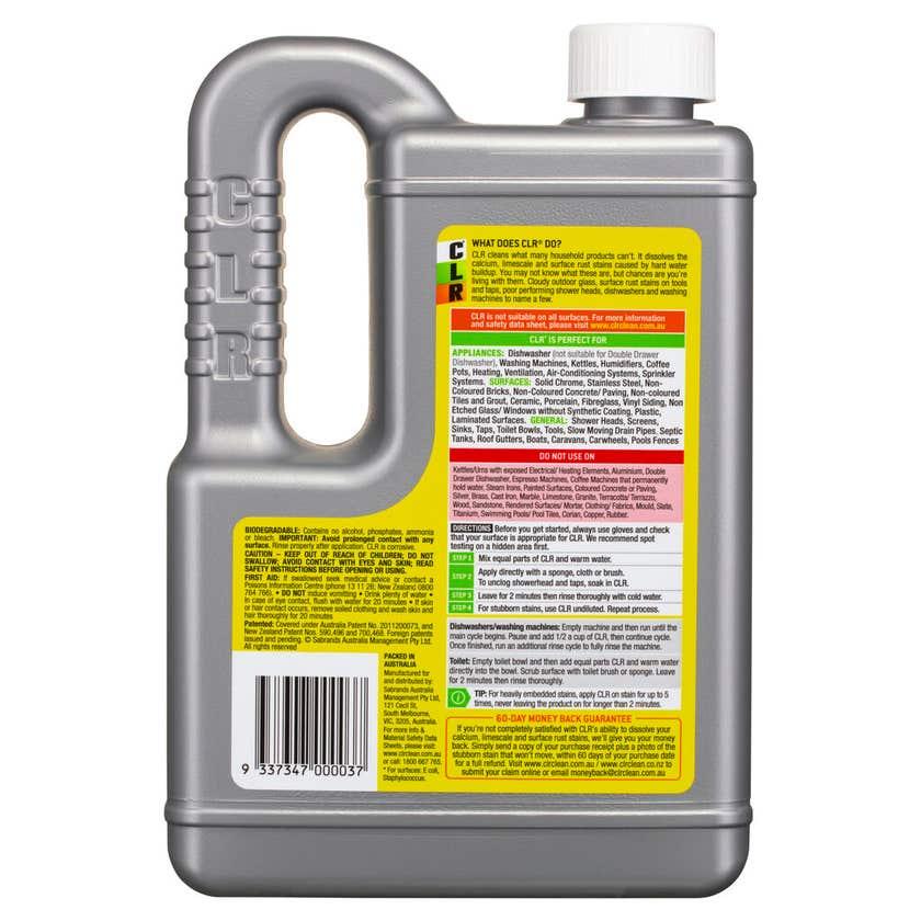 CLR Calcium Lime & Rust Remover 750mL