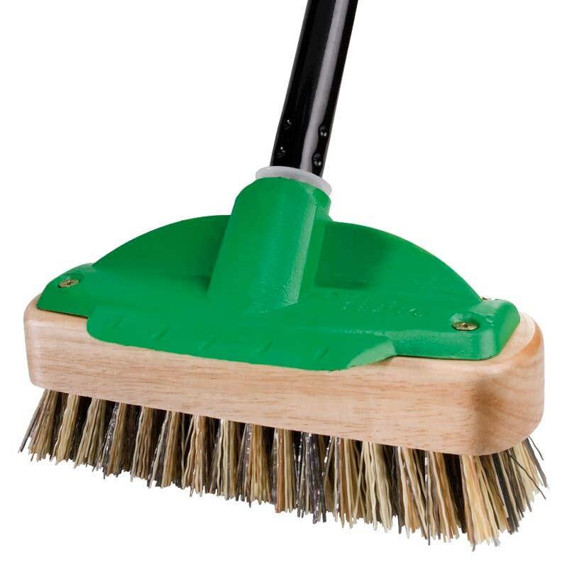 Oates Household Deck Scrub Handled