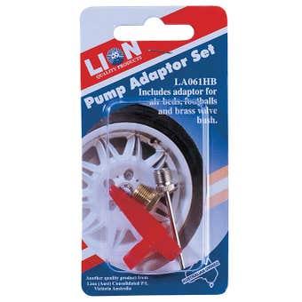Lion Pump Adaptor Set