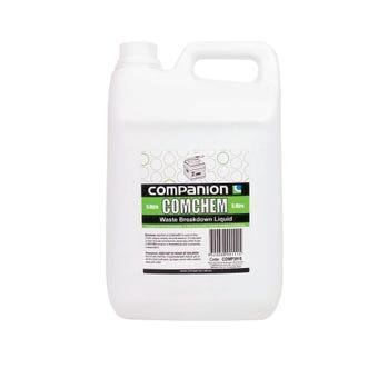 Companion Comchem Toilet Chemical 5L
