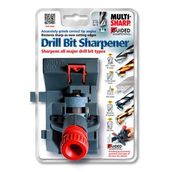 Haron 2-in-1 Drill Bit and Tool Sharpener