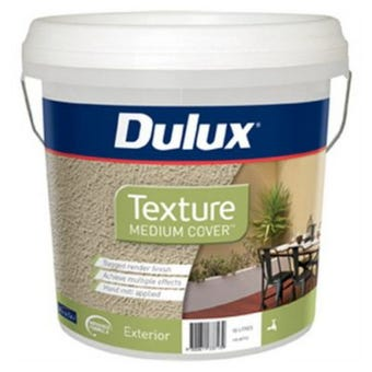 Dulux Textures Medium 4L