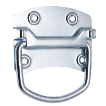 Prestige Chest Handle Zinc Plated 100mm - 2 Pack