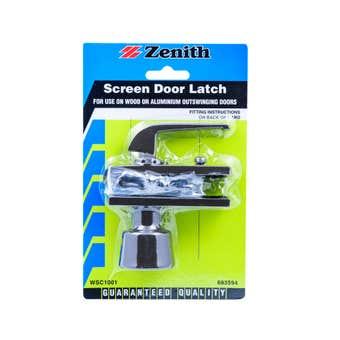 Zenith Screen Door Latch Bronze - 1 Pack