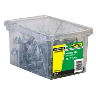 Otter Roofing Nail Galvanised 65 x 3.75mm 2kg