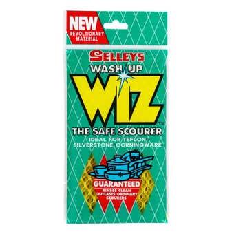 Selleys Cloth Scourer Wash Up Wiz